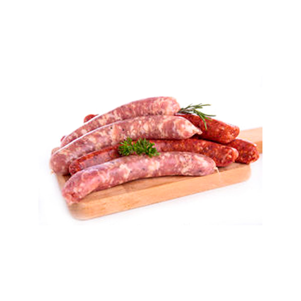 Next-Day Fresh, Hot Italian Sausages - 3 pack