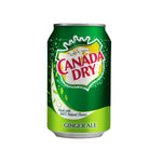 Canada Dry, Ginger Ale Can - 355mL