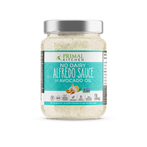 Primal Kitchen, No Dairy Alfredo Sauce - 455 mL