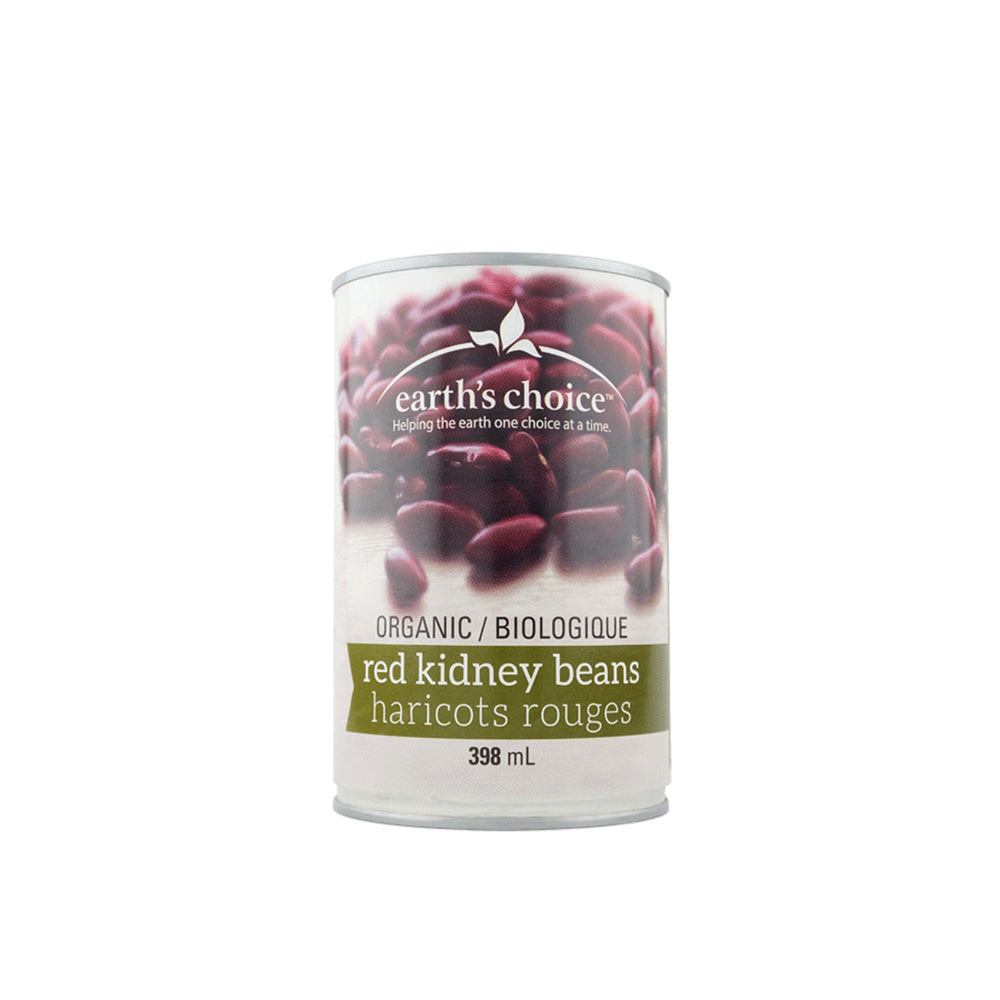 Earth's Choice Organic Red Kidney Beans - 398mL