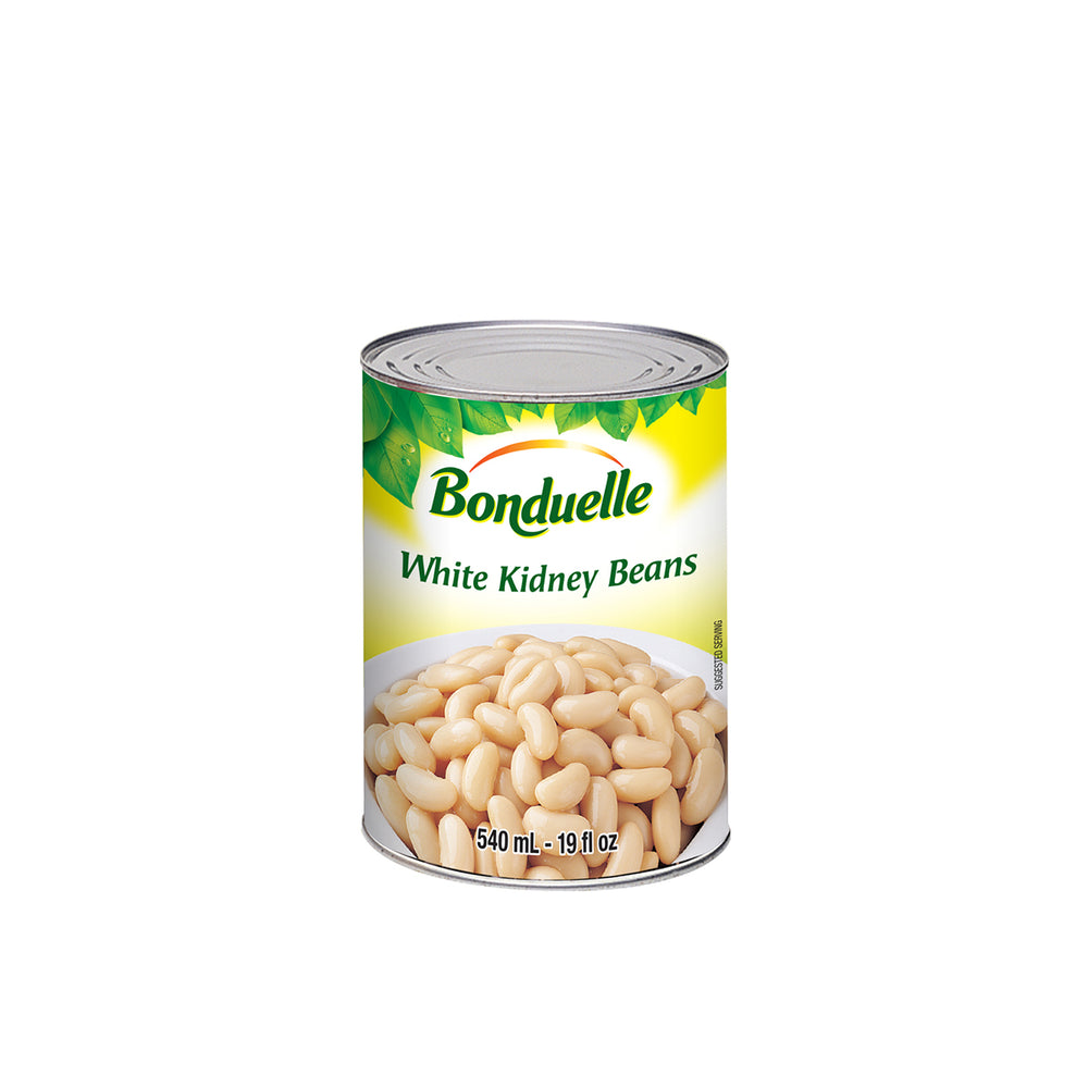 Bonduelle White Kidney Beans - 540 mL