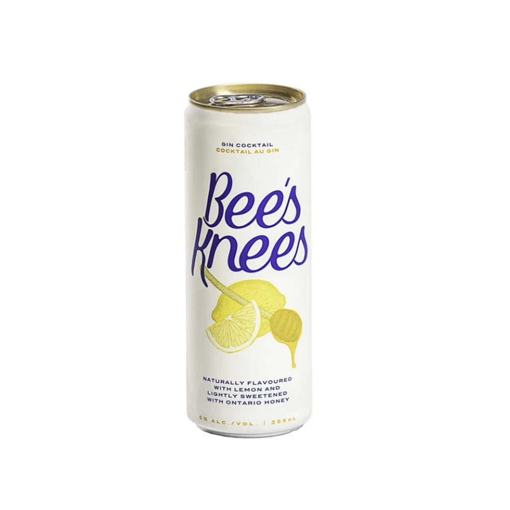Load image into Gallery viewer, Bees Knees, Gin Cocktail - 355mL (NOT AVAILABLE AT LCBO)