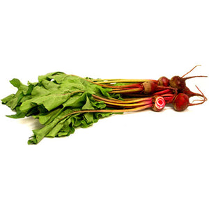 Next-Day Fresh, Baby Striped Beets - 1 bunch
