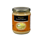 Nuts To You, Organic Peanut Butter - 500g