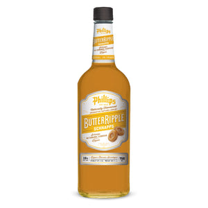 Phillips Butter Ripple Schnapps - 750mL