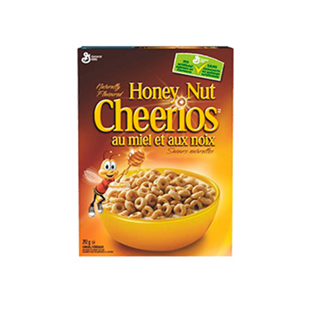 Honey Nut Cheerios, Whole Grain - 292g