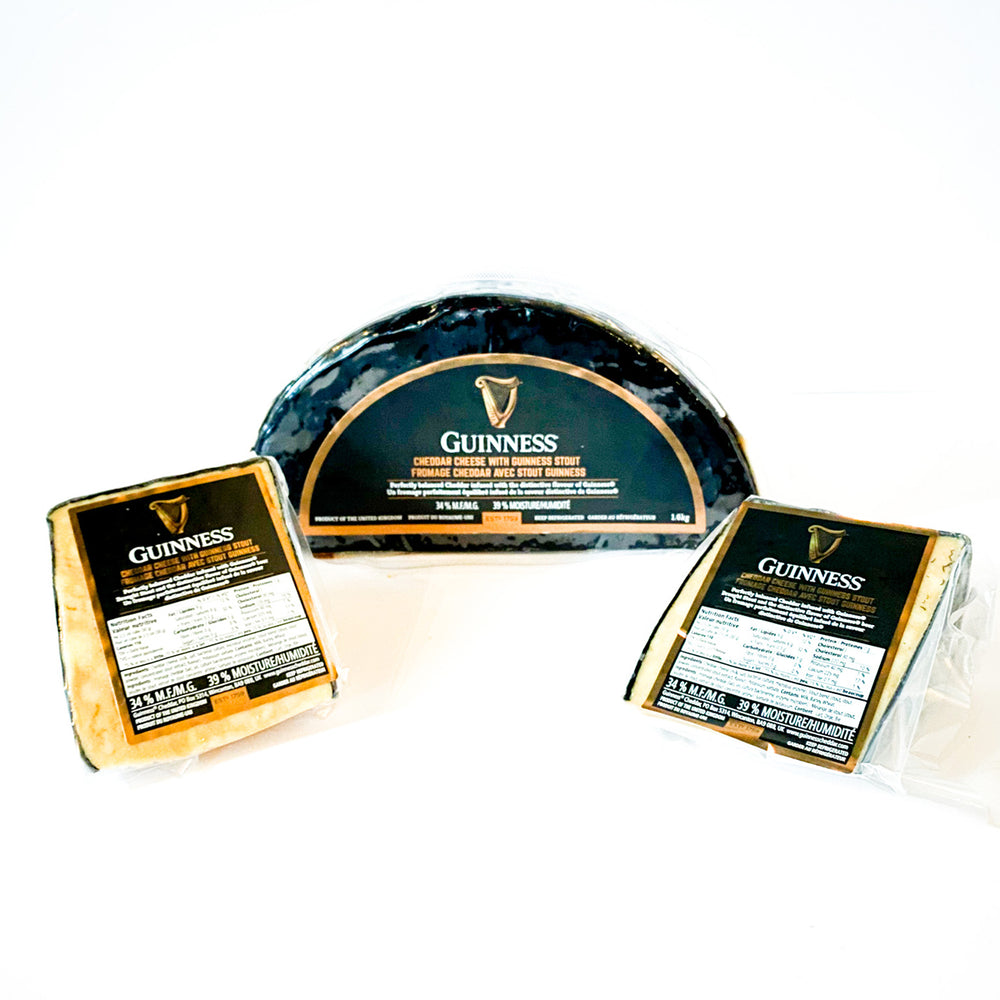 Guiness Cheddar Cheese, 230-250g