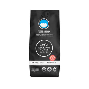 Kicking Horse Coffee, Three Sisters Medium Ground - 284g