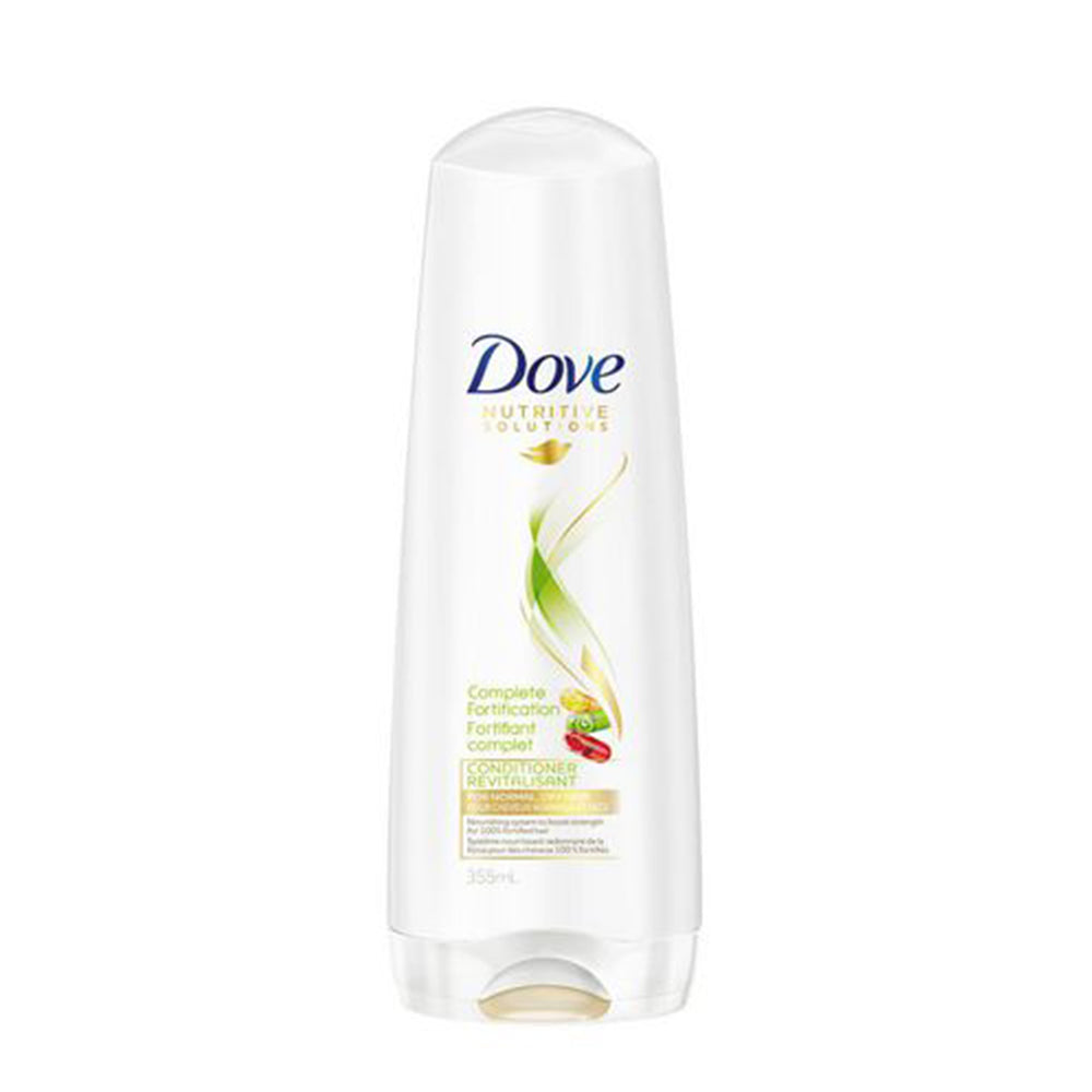 Dove Conditioner, Complete Fortification (355mL)