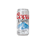 Coors Light - single can