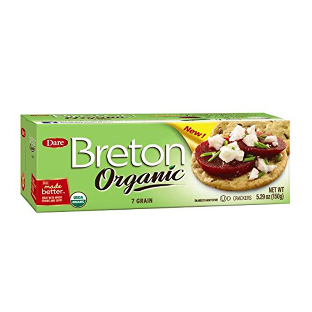 Load image into Gallery viewer, Breton Organic Seven Grains - 150g