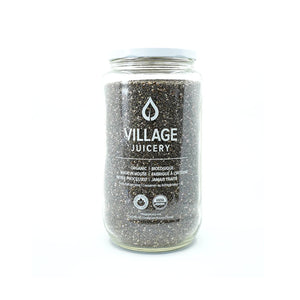 Load image into Gallery viewer, Village Juicery Organic Raw Chia Seeds - 850g