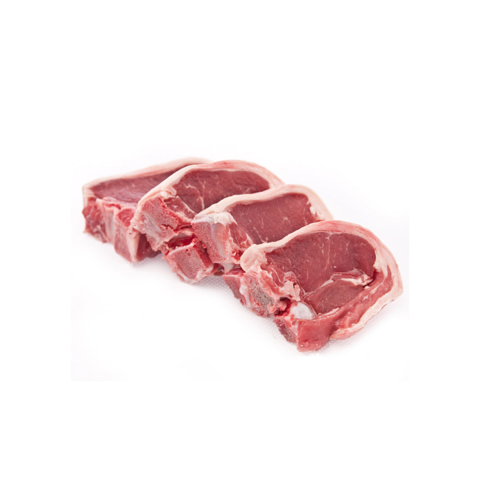 Next-Day Fresh, Lamb Loin Chops - 1lb