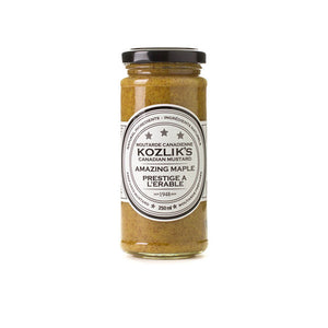 Load image into Gallery viewer, Kozlik's Canadian Mustard, Amazing Maple - 250 mL