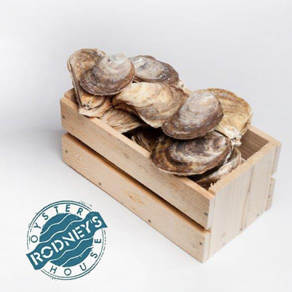 Rodney's Oysters: Leslie Hardy Malpeque, Pre-Order