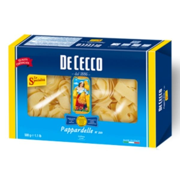 Load image into Gallery viewer, DeCecco Pappardelle Pasta - 500g