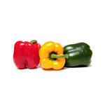 Bell Pepper Trio