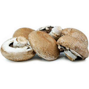 Load image into Gallery viewer, Next-Day Fresh, Portobello Mushrooms - 1 lb