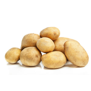Next-Day Fresh, Mini White Potatoes - 1 lb.