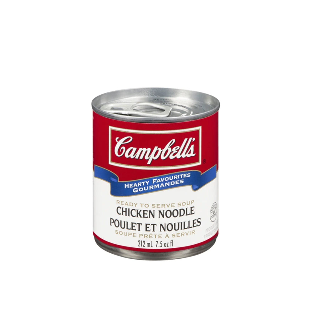 Campbell's Chicken Noodle Soup, Easy Open - 212 mL