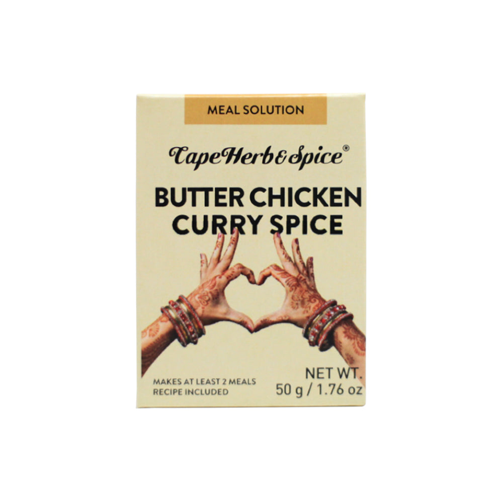 Cape Herb & Spice, Butter Chicken Curry Spice - 50g