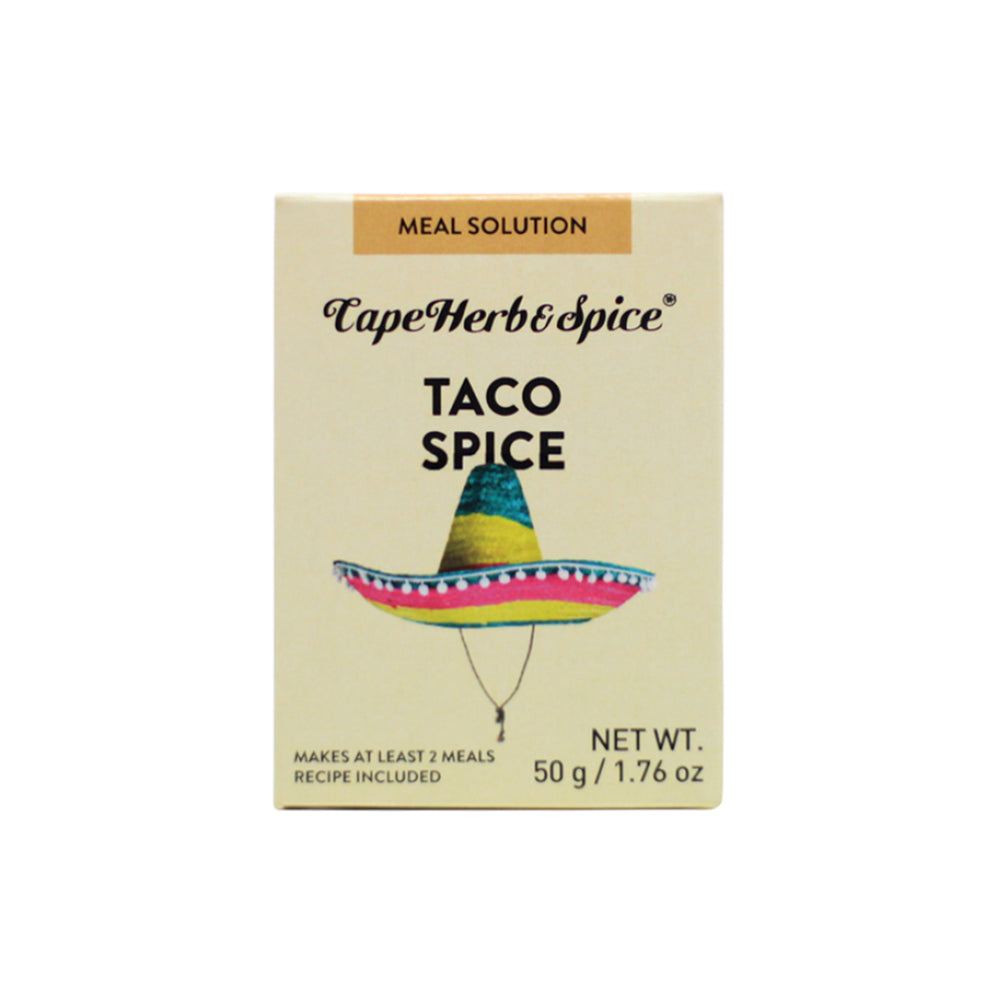 Load image into Gallery viewer, Cape Herb & Spice, Taco Spice - 50g