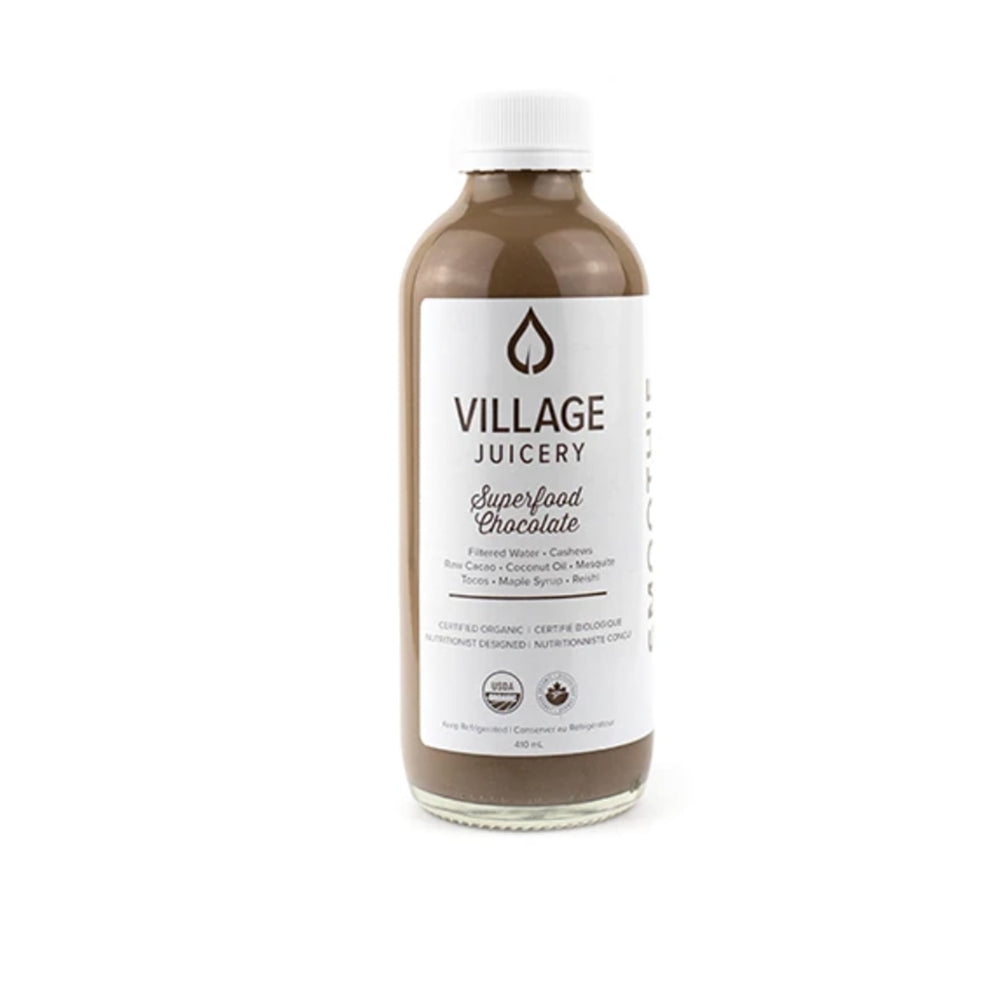 Next-Day, Superfood Chocolate Smoothie - 410 mL