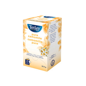 Tetley Pure Camomile Herbal Tea - 32.5 g