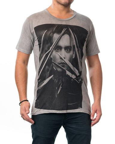 Johnny Depp Hands T-shirt
