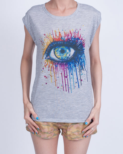 Psychedelic Tears T-Shirt