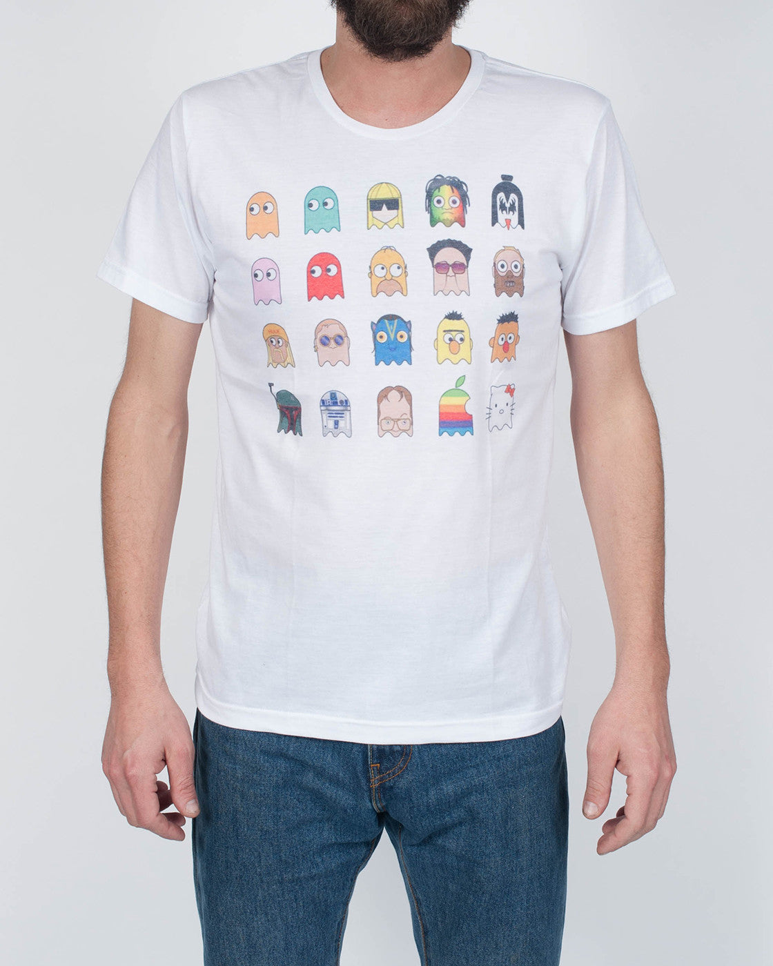 Pac Man People T-Shirt