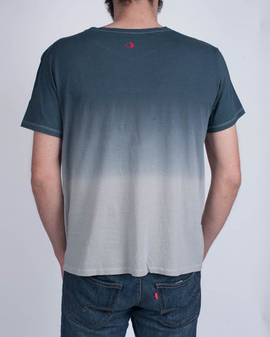 AMNESIA Grey Fade T-Shirt