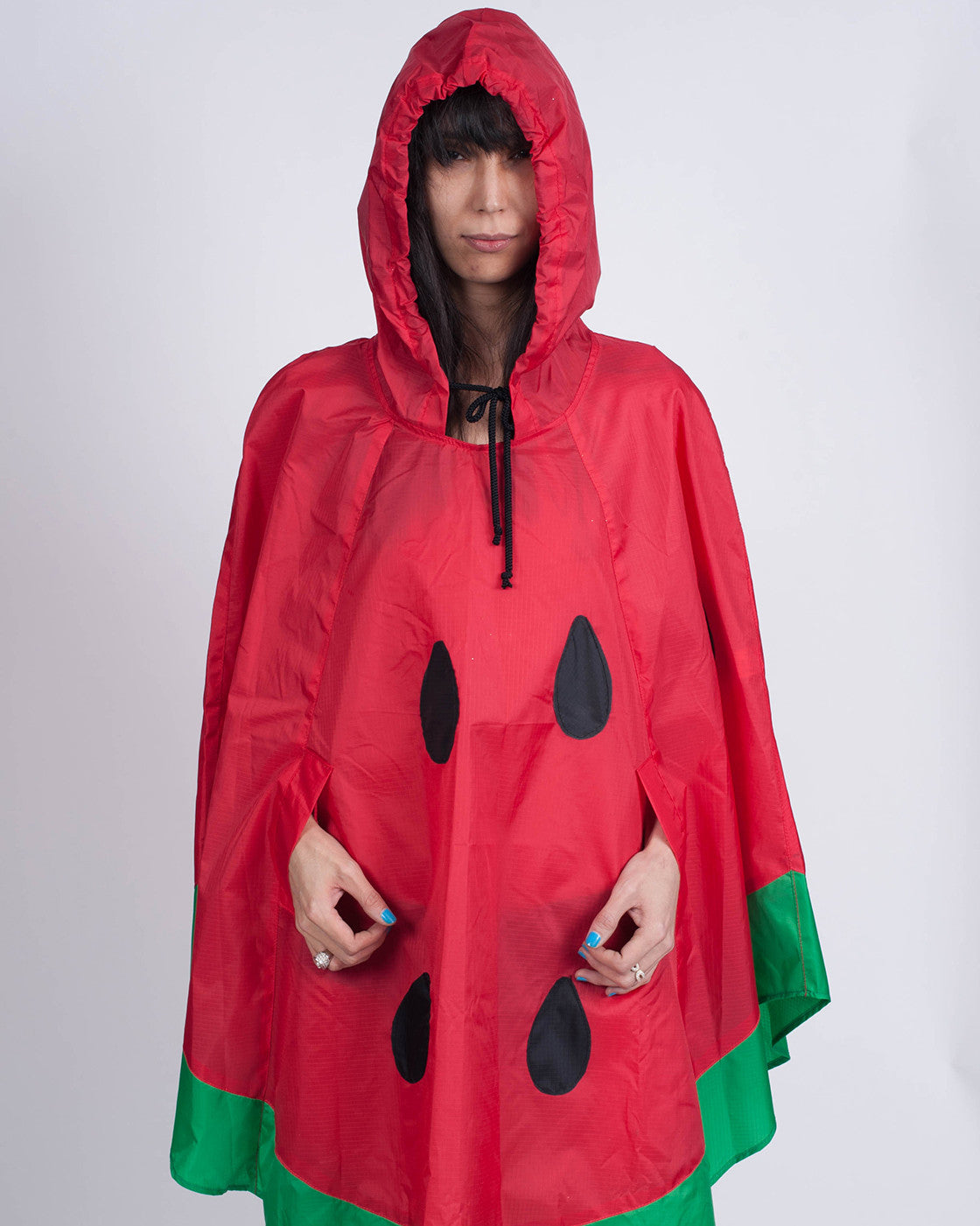 Watermelon Raincoat