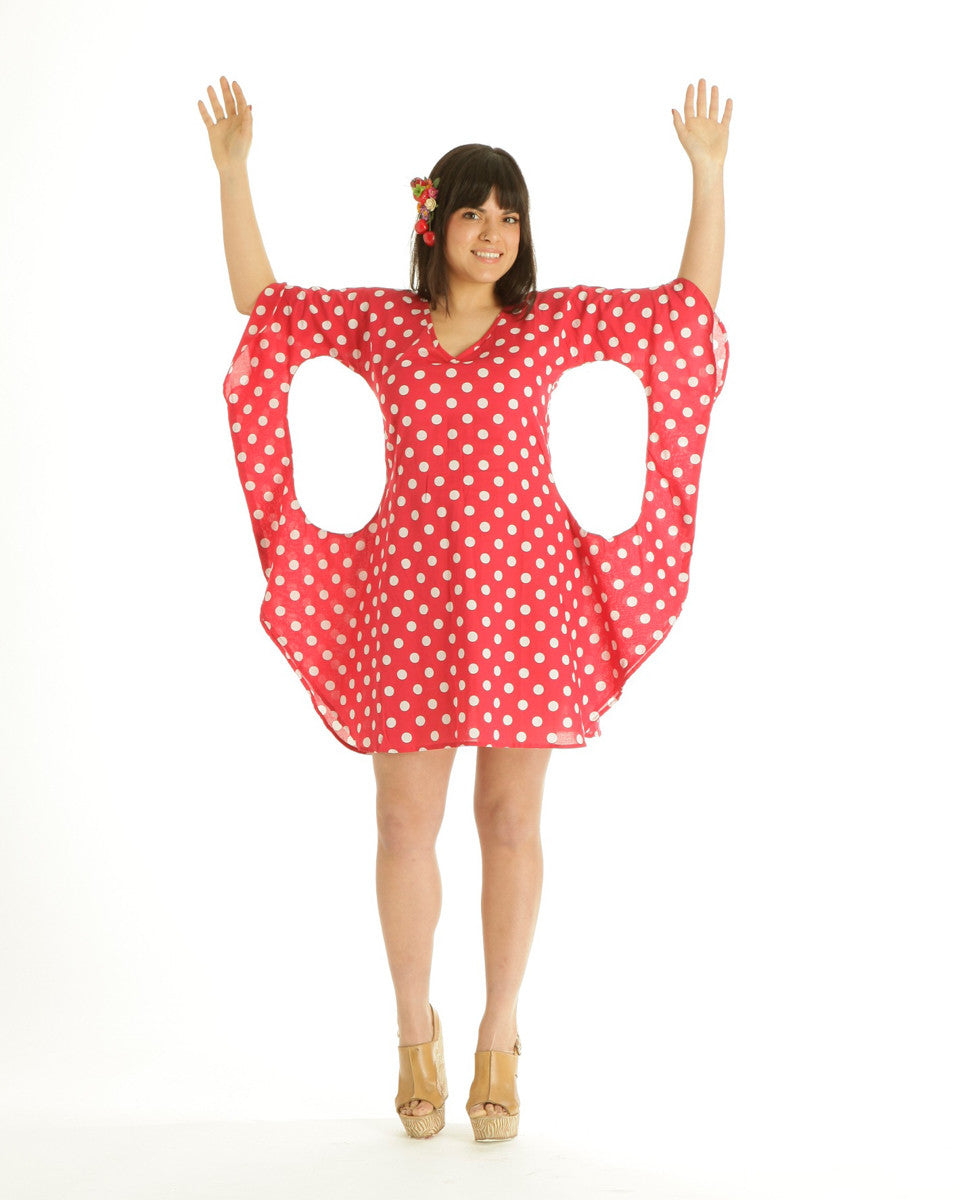 HAIKU Dotty Dress