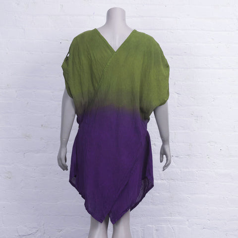 Beach to Boogie Dress Eggplant
