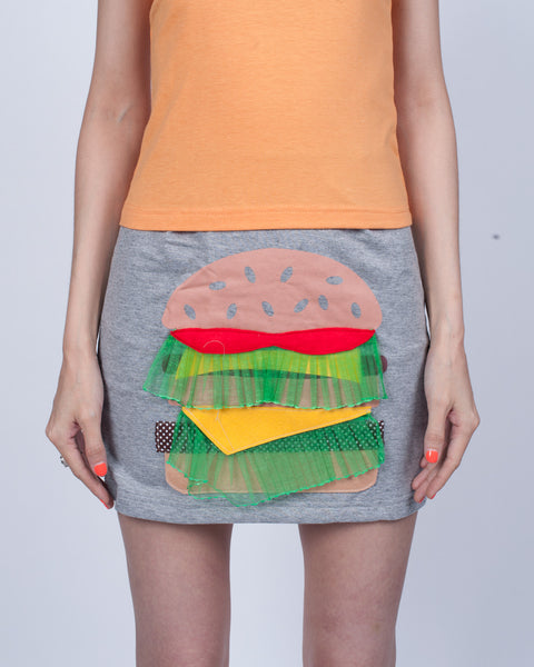Hamburger Skirt