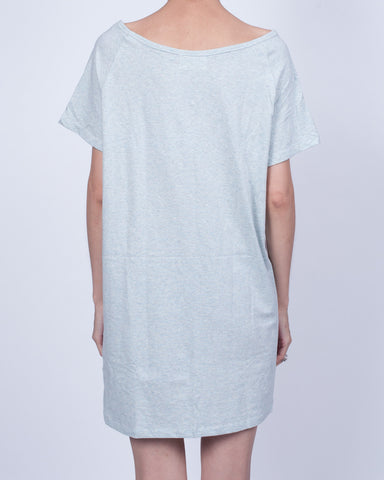 The Elegant Elk T-Shirt Dress