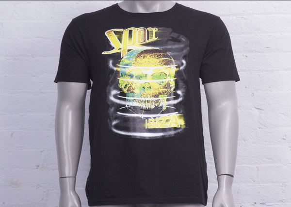 SPACE IBIZA Space Cyclone T-shirt