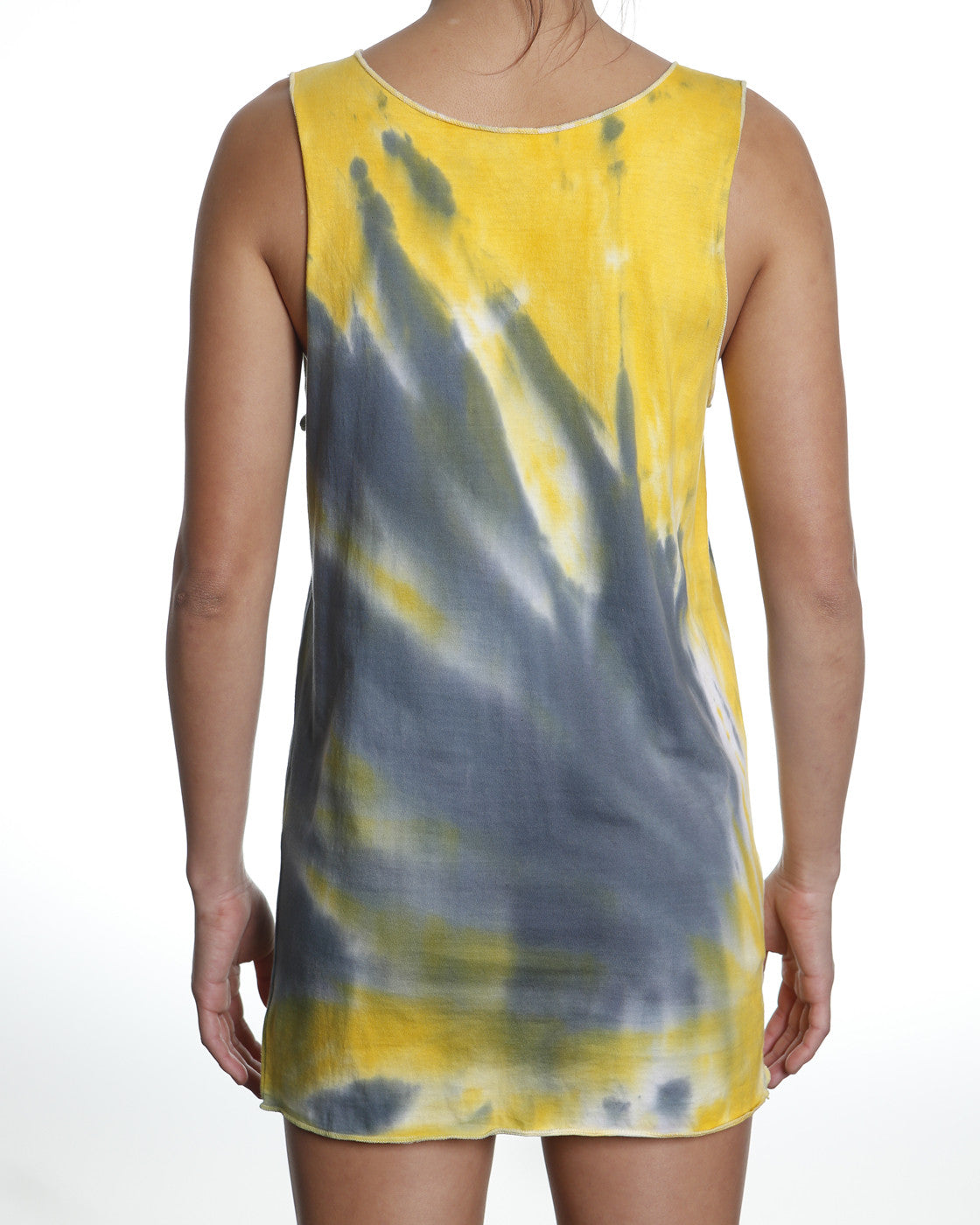 Spike Brooklyn Dip Dye Tank Top
