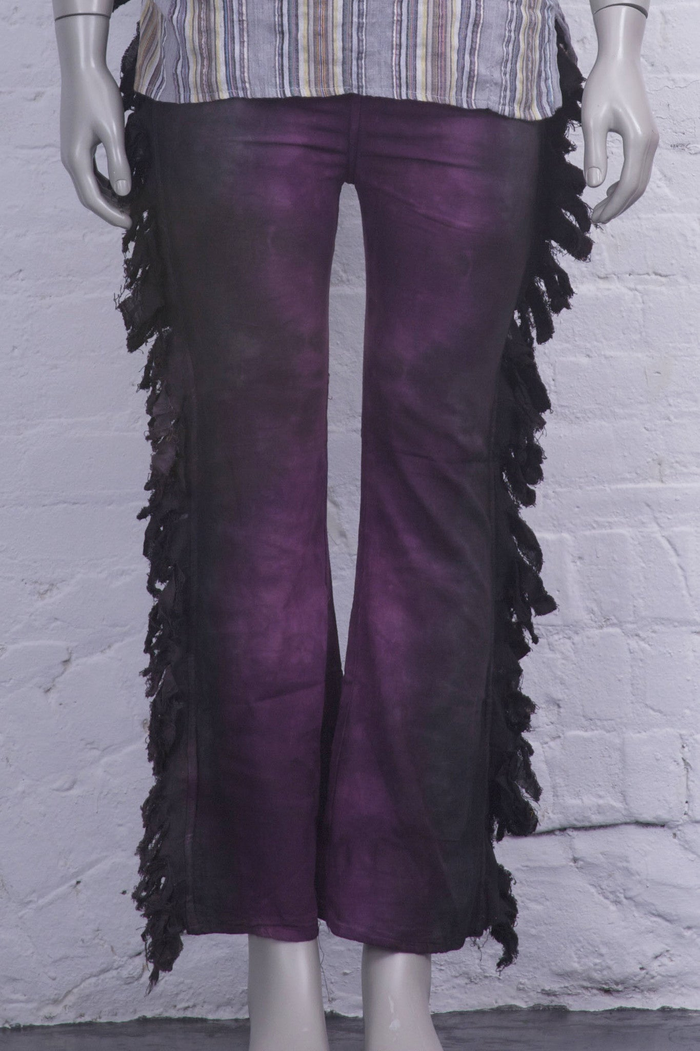 On the Fringe unisex trouser