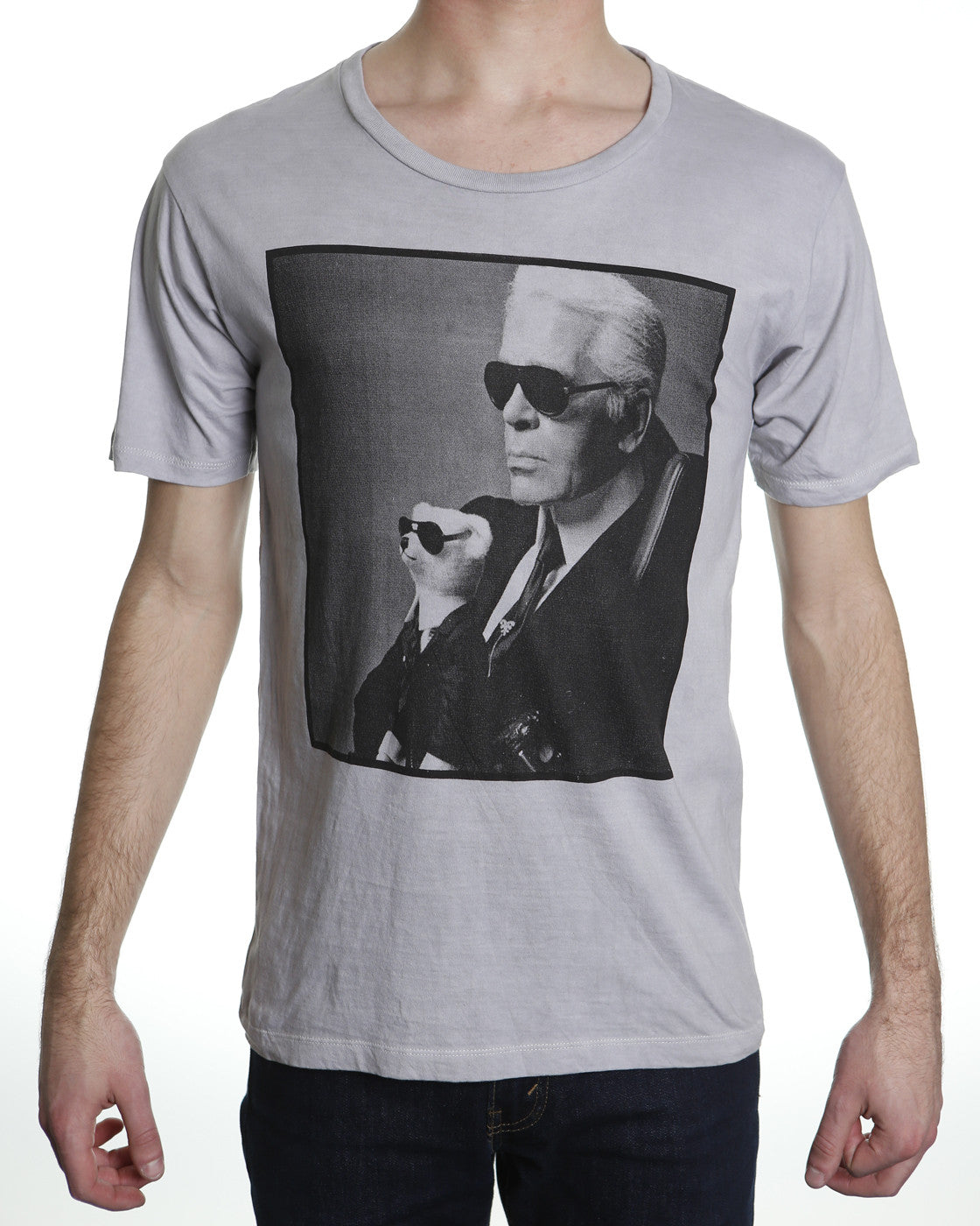 Karl and Friend T-shirt