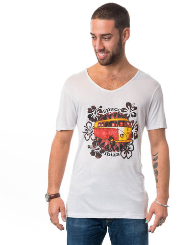 SPACE IBIZA VW VAN T-Shirt