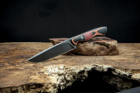 Biltsharp Ol Rusty, Custom Hunting & Survival Fixed Blade