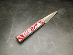Fordite Geometric Utility/Paring Knife