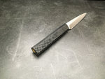 Carbon Fiber Geometric Utility/Paring Knife