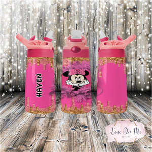 Minnie Inspired Tumbler