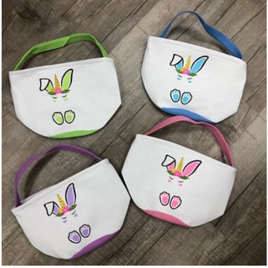 Personalized Unicorn Easter Baskets