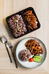 Roast Duck Rice