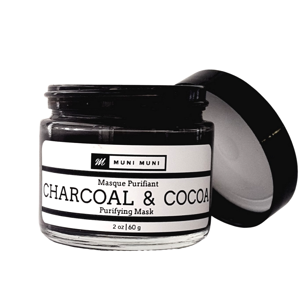 Charcoal + Cocoa Purifying Mask