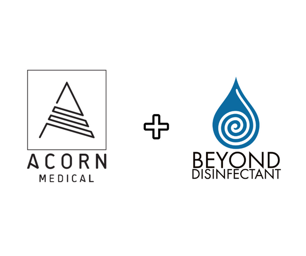 OKC's Acorn Medical and Beyond Disinfectant Partnership